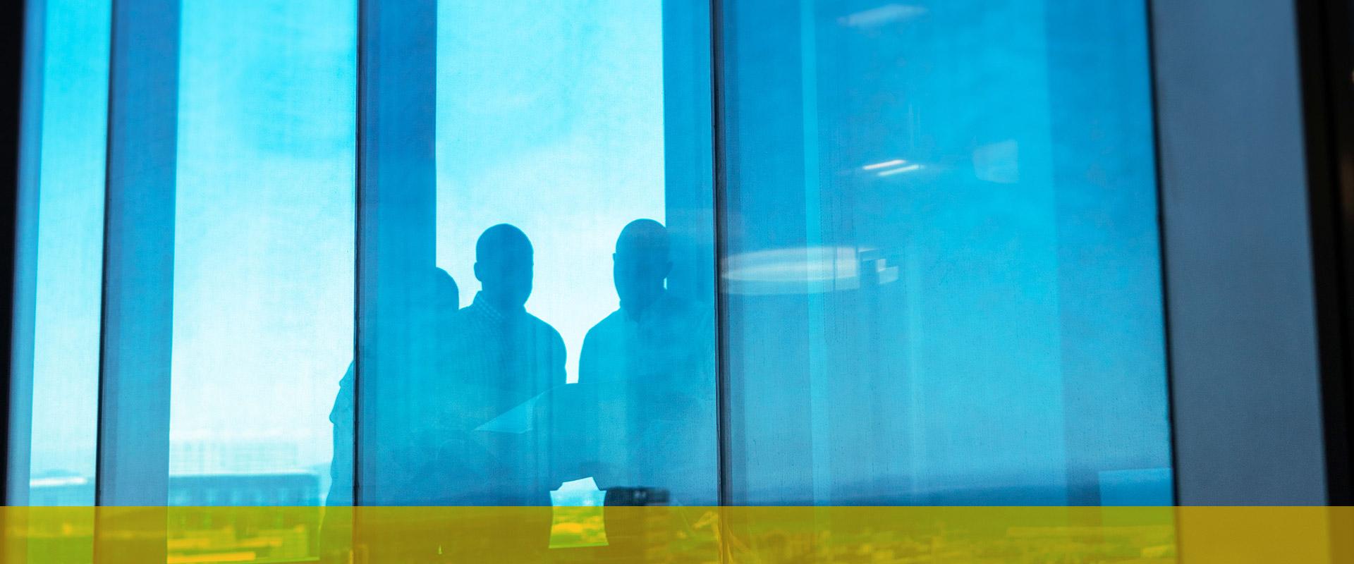 Fensterfolien UV-Schutz mit Dekor für Privatsphäre und Raumgestaltung